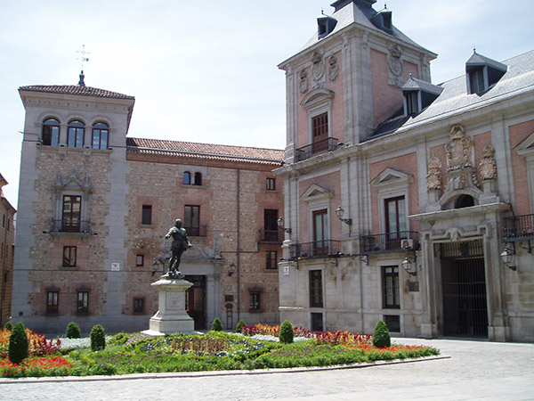 Plaza de la Villa